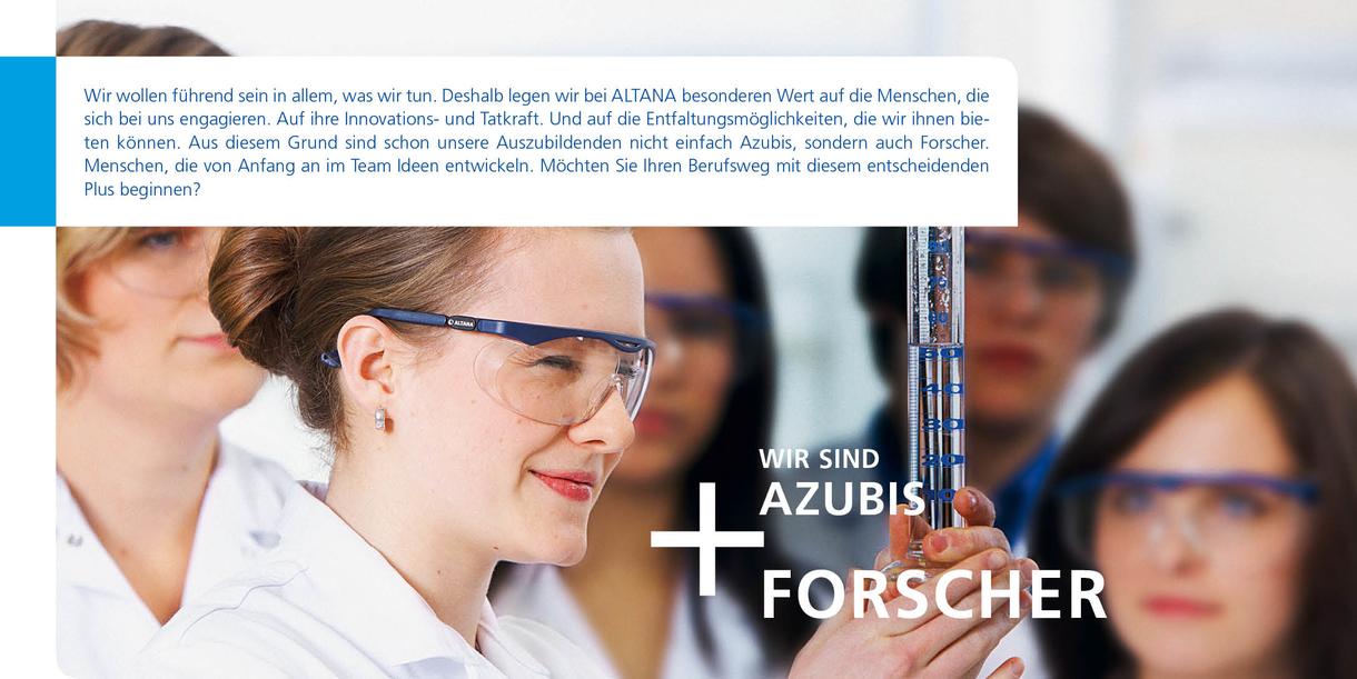 Ausbildung zum Chemikant (m/w/d) zum 01. August 2020
